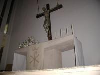 Kreuz in Heilig-Geist-Kirche