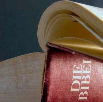 Ökumenischen Bibelwoche – Beitrag zum 1. Termin