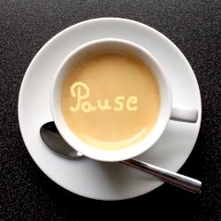 Oma Ficken in der Kaffee Pause