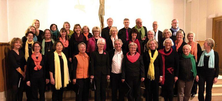 """Gospelchor CANTANOVA gibt """"Missa""""-Konzert"""