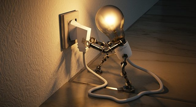 Neue Lichttechnik – endlich fertig!
